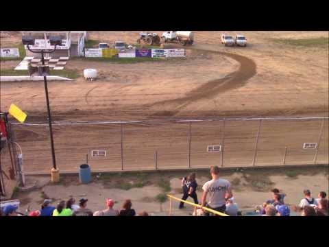 Butler Motor Speedway Street Stock Heat #1 8/5/17
