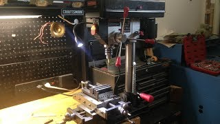 MILL FROM DRILL PRESS: It can be done!