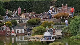 In this English town, the world's oldest miniature village is back open