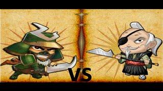 SvZ defense 2 - Multiplay - RONIN vs DAIMYO - Defense