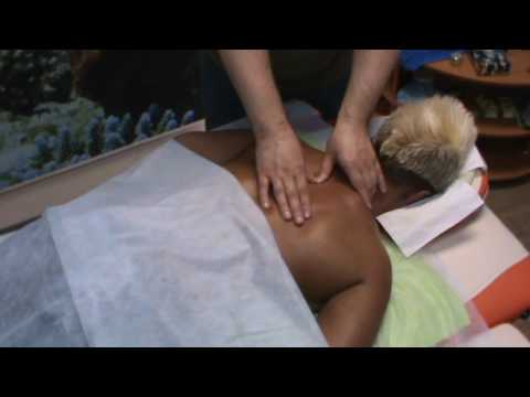 deep tissue neck massage (scalene muscles therapy ,pain from the right side)
