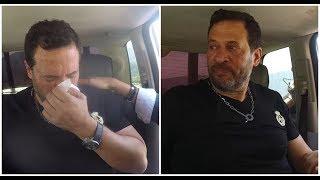 بالفيديو- ماجد المصري يبكي بعد اكتشافه مقلب