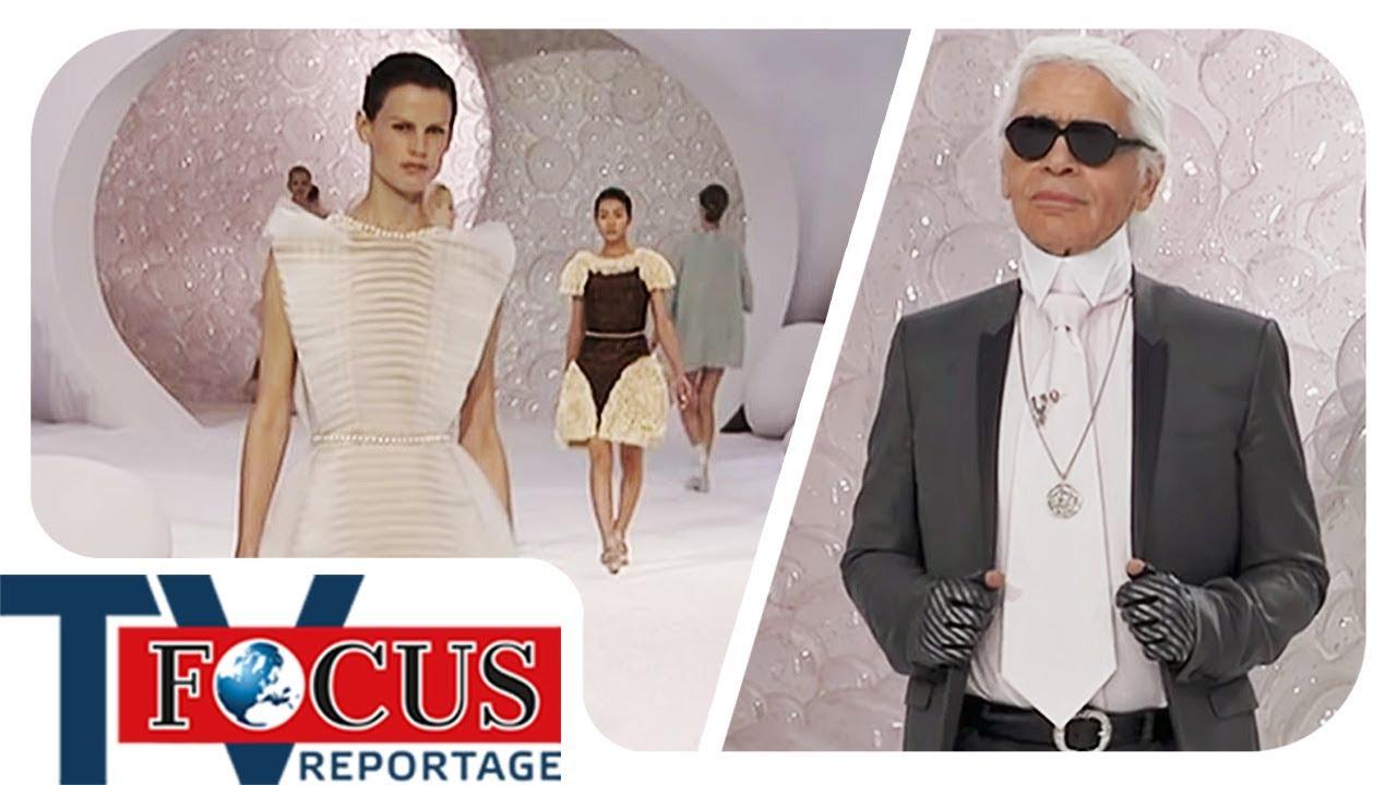 Download Pariser Fashion Week: Wer bestimmt was Trend wird? | Focus TV Reportage