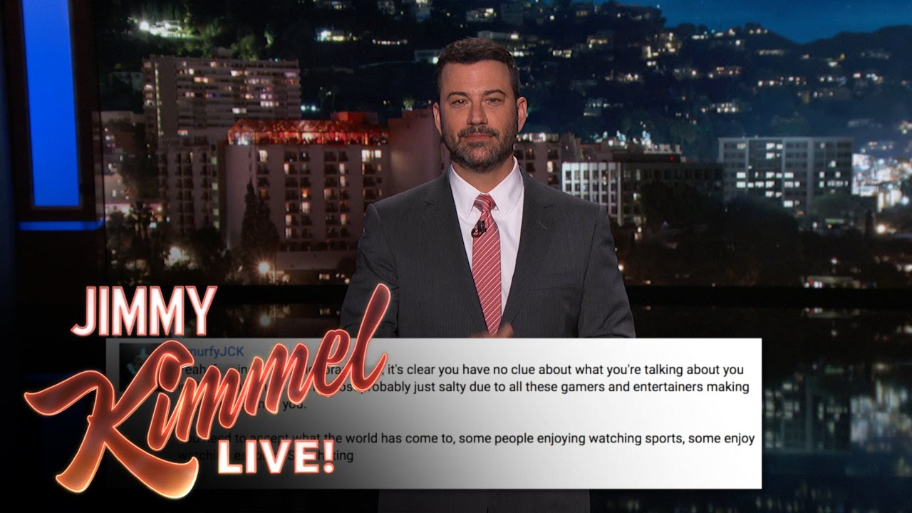 Jimmy Kimmel funny videos