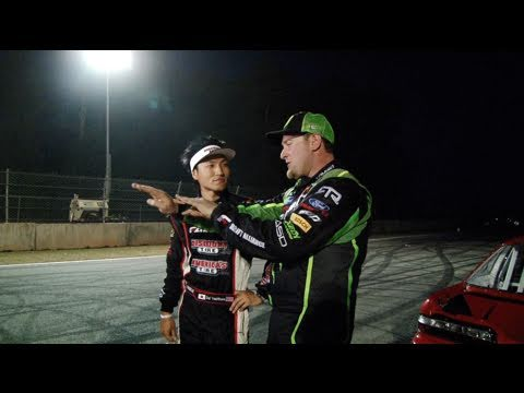 Behind The Smoke Ep 8: Atlanta Repeat - Dai Yoshihara Formula Drift 2011 Season