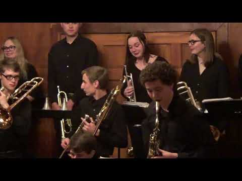 2018 Pontotoc High School Jazz Band - When the Saints Go Marching In