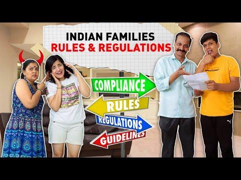 Indian Families Rules & Regulations | Sushma Chhikara | Aashish Bhardwaj