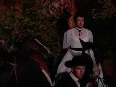 Western movie hanging scene