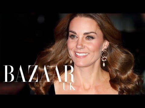 The Duchess of Cambridge's best fashion moments   Bazaar UK