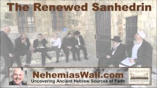 The Renewed Sanhedrin on Hebrew Voices