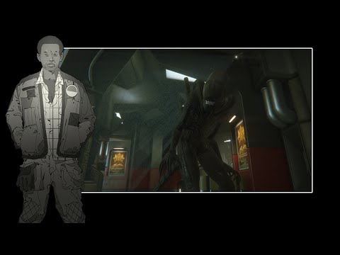 Alien: Isolation - The Trigger: Damage Control (Ricardo) |