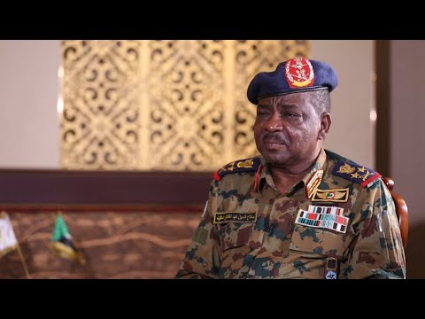 The Interview - 'We are not leading the country, we are transitional,' says Sudanese military council member