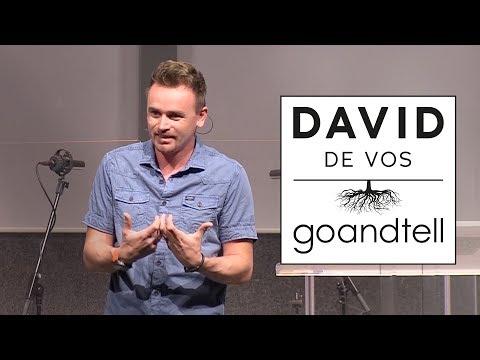 Eerlijk over seks 2/4 | Rooted in the word | David de Vos