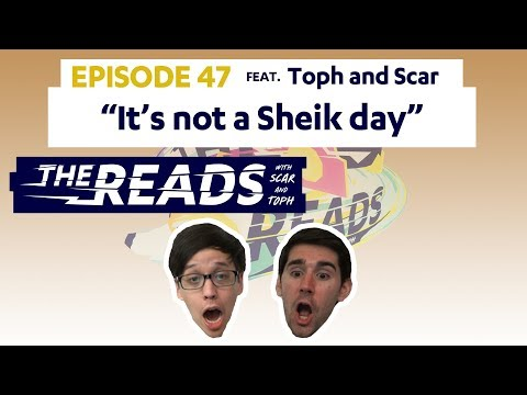 The Best Jab Ever || The Reads Episode 47 ft. Scar and Toph