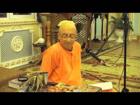 Бхагавад Гита 9.14 - Нитай Каруна прабху