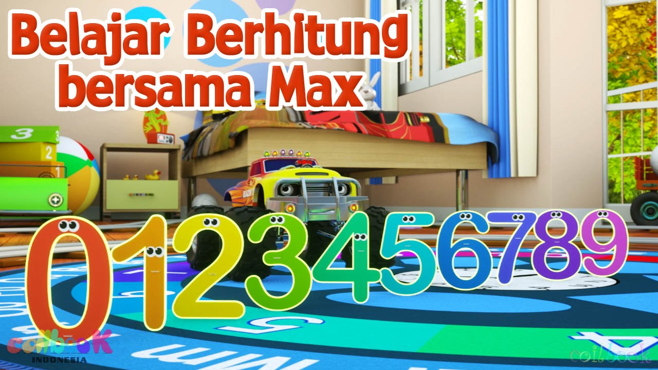 Belajar Berhitung Toys Coilbook Indonesia Youtube
