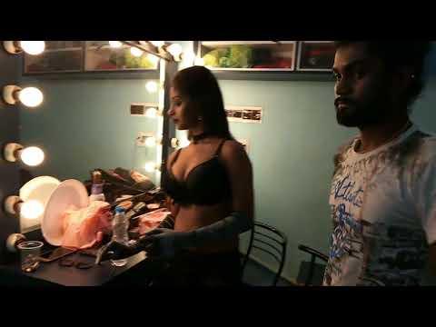Photography Workshop By Sourav Mukherjee (Lenzsation): The Naughty Bar Waitress  - Model Anna Roy