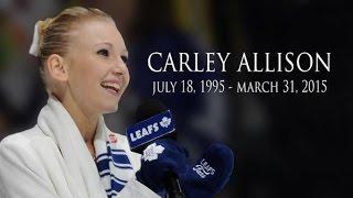 Carley Allison Tribute Video