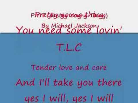 P.Y.T (Pretty Young Thing) by Michael Jackson (with lyrics)