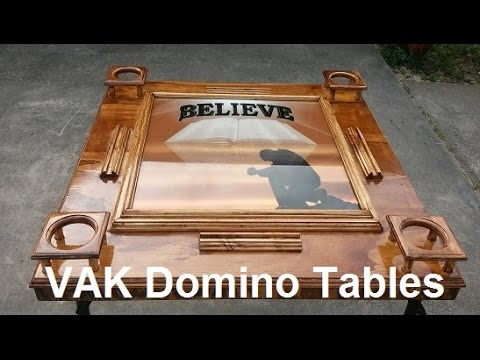 Mesa de domino  YouTube
