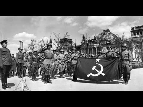 Erste Sendung des Berliner Rundfunks 1945