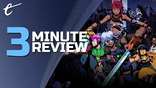 UNSIGHTED | Review in 3 Minutes (Video Game Video Review)