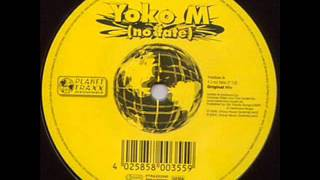 DJ Greenhead pres. Yoko M - No Fate (Original Mix)