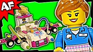 Lego Movie ICE CREAM MACHINE #1 70804 Stop Motion Build Review