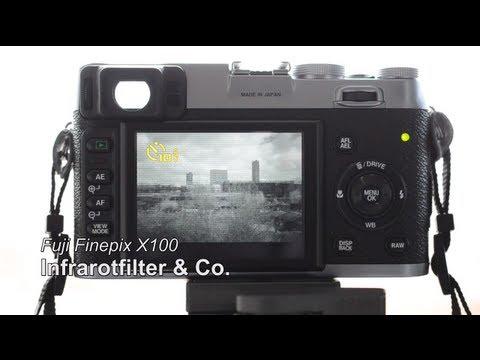 Fuji X100 - Tutorial Infrarotfotografie - Nikon D7000 - FULL HD - 1080p