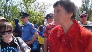 """""""Бесовщина!"""" - церковники - защитникам парка (видео """"Корабелов.Инфо"""")"""