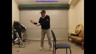 "Bradley Hughes Golf- The Illusion of the ""Three Right Hands"""