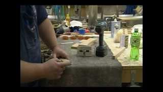Custom Oak Side Tables - Part 2 Assembly