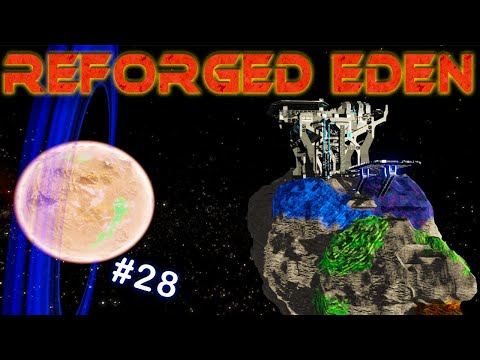 THE BEST EARLY GAME POI | REFORGED EDEN | Empyrion Galactic Survival | #28