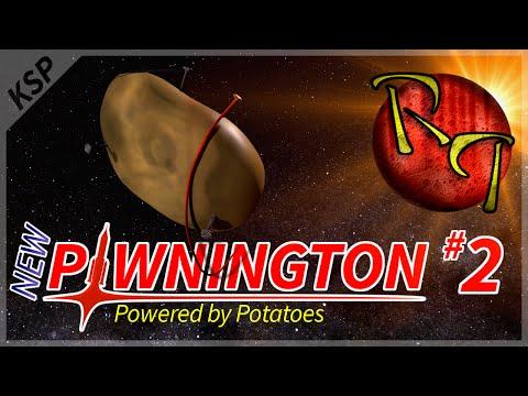 [KSP] NEW Pawnington 2: Suborbital Potatoes