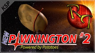 [KSP] NEW Pawnington 2: Suborbital Potatoes