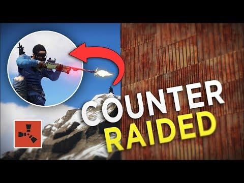 RUST | Counter Raiding our BIGGEST ENEMIES! (Pt. 2/3) thumbnail