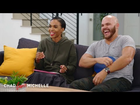 Donnie McClurkin - WATCH! Chad and Michelle Share Their (Different) Views on Gender Roles
