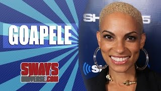 "Goapele Talks Turning Down Singing for Pres. Bush, ""No Flex Zone"" & Not Doing Reality TV"