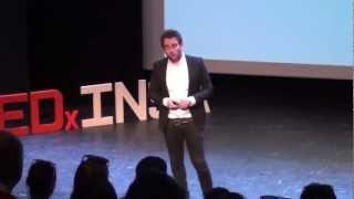 Entrepreneur à 20 ans: Paul Morlet at TEDxINSA