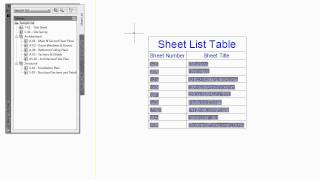 AutoCAD LT and the Sheet Set Manager: Organize and Display Sheet Lists