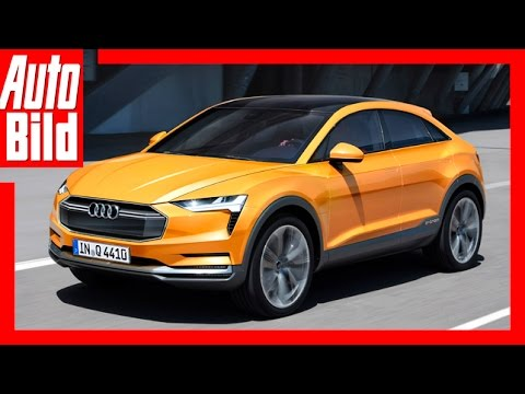 auto bild zukunftsvision audi q4 2020 cooles q3 coup details youtube. Black Bedroom Furniture Sets. Home Design Ideas