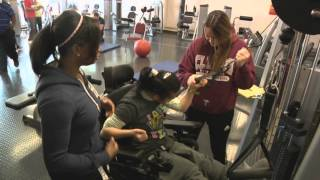 Get Fit:  Fitness and Nutrition for People with Developmental Disabilities