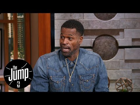 Stephen Jackson: Isaiah Thomas doesn't deserve tribute video from Celtics | The Jump | ESPN
