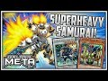 NEW Superheavy Samurai! NEGATE All Targeting Effects! [Yu-Gi-Oh! Duel Links]