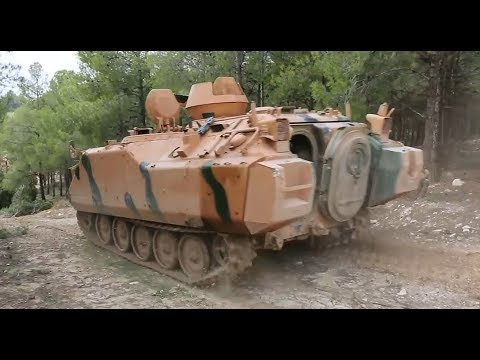 Battles for Syria | February 21st 2018 | Updates from the Afrin region