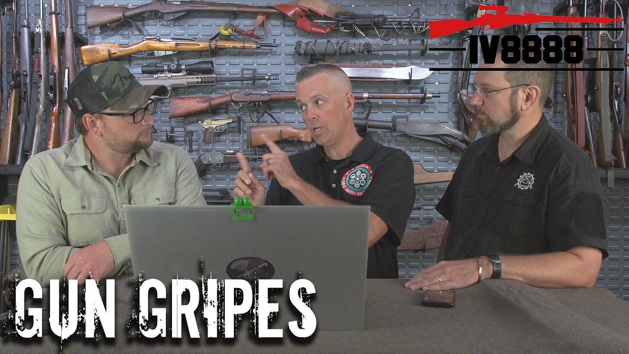 "Gun Gripes #301: ""Cuomo's New Executive Orders | SAFE Act 2.0?"""