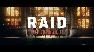 TOP SECRET GAME! Raid: world war II beta