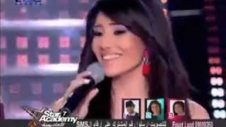 Ana Tab3i Keda - Tahra (Star Academy 7 Lebanon Prime 12) أنا طبعي كده- طاهرة