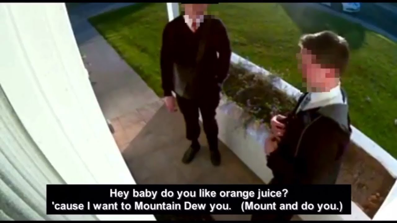 4312d3068 What Mormon Missionaries Talk About Before You Answer The Door VOL ...