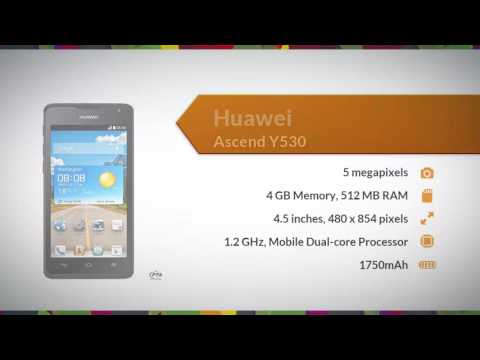 Huawei Ascend Y530 Specifications - Daraz.pk